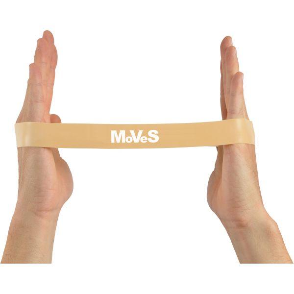 Bandas Resistencia cerrada Ø de 30cm con un  ancho de 7,5cm.MoVes LOOP -Pack con 10 unid.