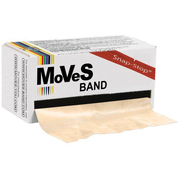 Banda elástica de resistencia MoVes Band (látex)