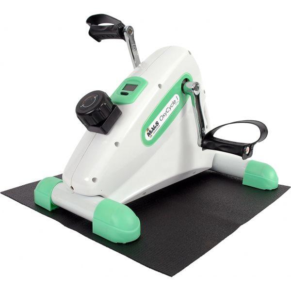 MoVeS -OXYCYCLE 1-MAGNETICO -Pedalier para ejercicio ACTIVO . Med. 50x46x38cm. Peso 9 Kg.
