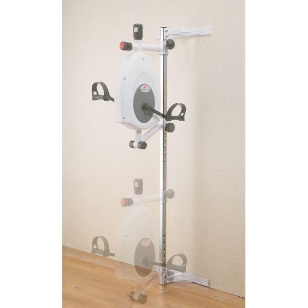 CuraMotion Exer 2 - Muntatge a paret (altura 146cm), regulable, Med.146x45x54cm-Pes 13,5Kg.