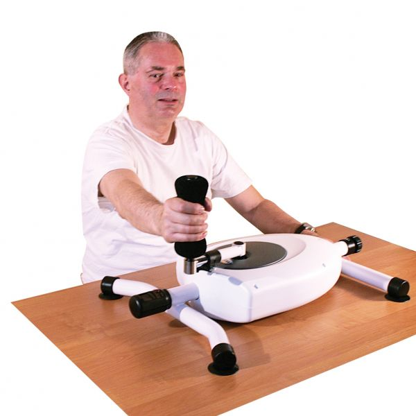 CuraMotion Exer 3 - Muntatge a taula o tauler, Med. 37x38x70cm-Pes 9Kg.