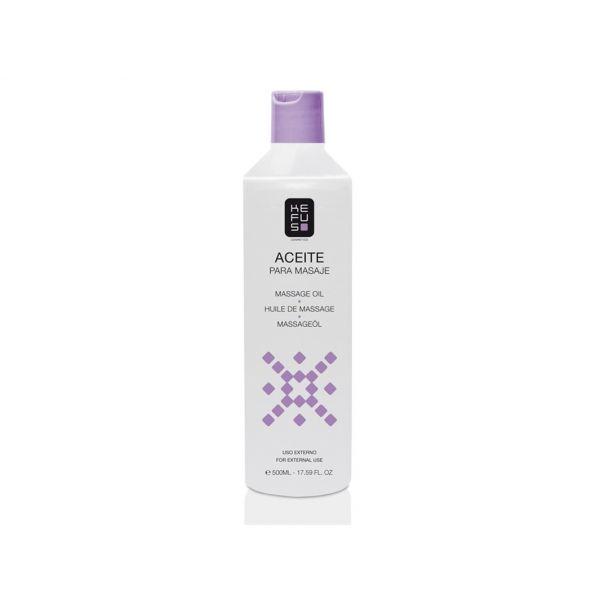 Aceite para masaje alto rendimiento profesional KEFUS