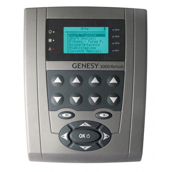Electroestimulador Genesy 3000 - Globus