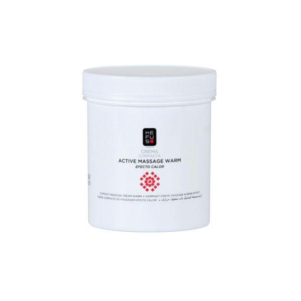 Crema masaje CALOR COMPACTA 500 ml.