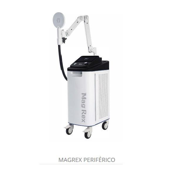 Equipo de estimulación electromagnética MagRex