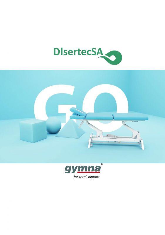 Nueva camilla Gymna.GO