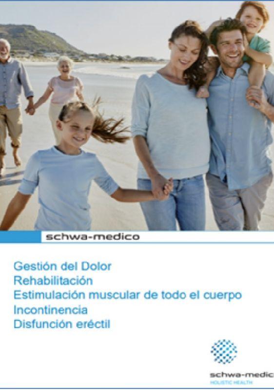 Catálogo electroterapia Schwa