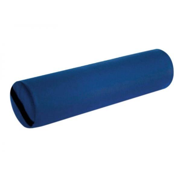 Coixí rodet 55x15 cm blau (1 un)
